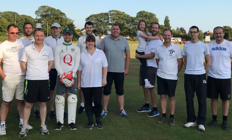 Thank You OSG for an Excellent Evening of Cricket.