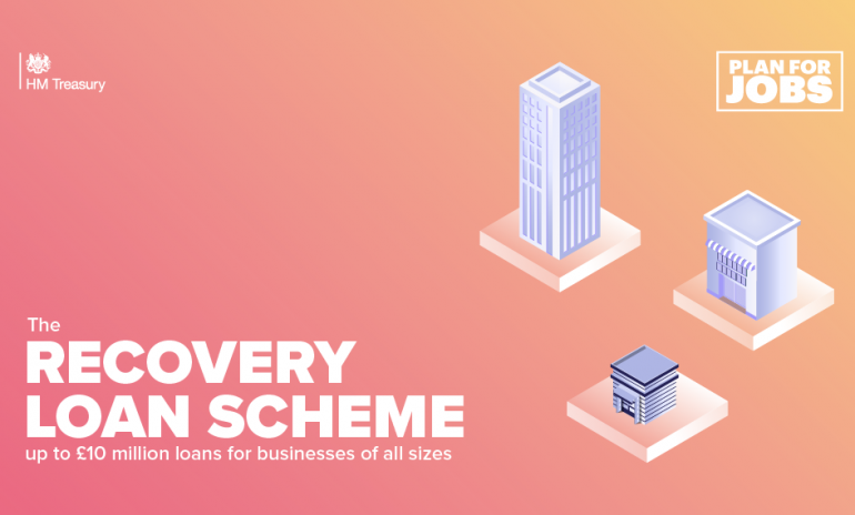 New Recovery Loan Scheme Launches