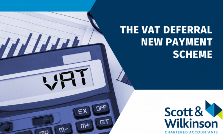 How to pay VAT deferred due to COVID-19