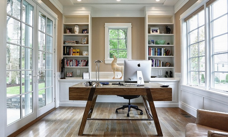 Thinking About Building a Home Office?