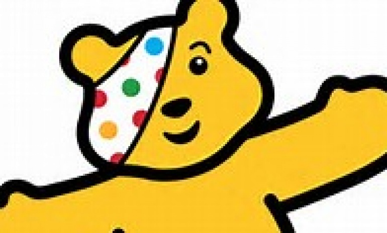 Let's raise even more money for Children In Need.